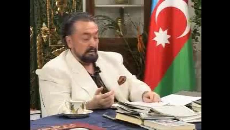 SN. ADNAN OKTAR'IN KRAL KARADENİZ, ADIYAMAN ASU RÖPORTAJI (2009.11.16)