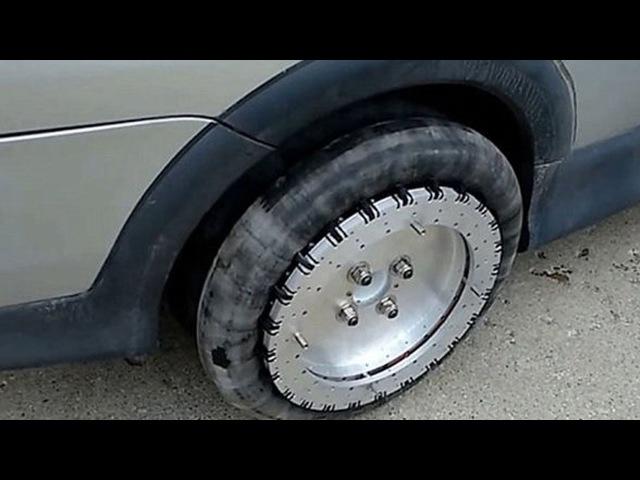 Принцип работы уникальных колес Liddiard Wheels ghbywbg hf jns eybrfkmys rjktc liddiard wheels