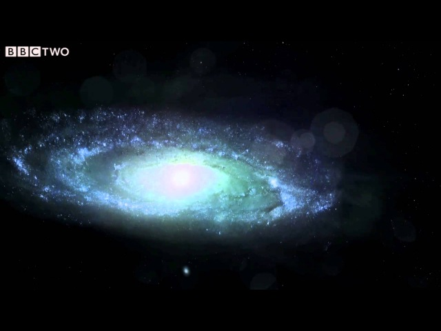 Seeing Andromeda - Wonders of the Universe: Messengers - BBC Two