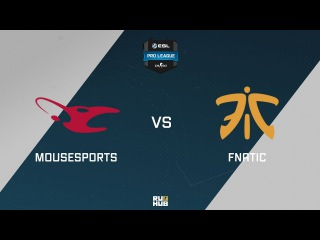 flusha anti eco ACE Train fnatic vs mousesports ELEAGUE CS:GO Premier 2017