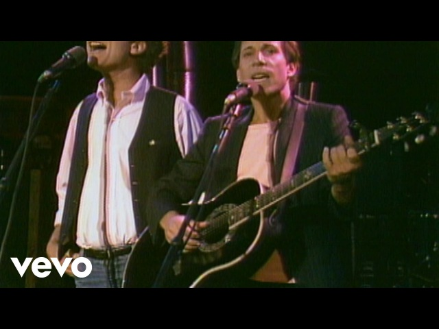 Simon Garfunkel - The Boxer (from The Concert in Central Park)