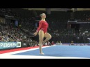 Aly Raisman (USA) - Floor Exercise Final - 2016 Pacific Rim Championships