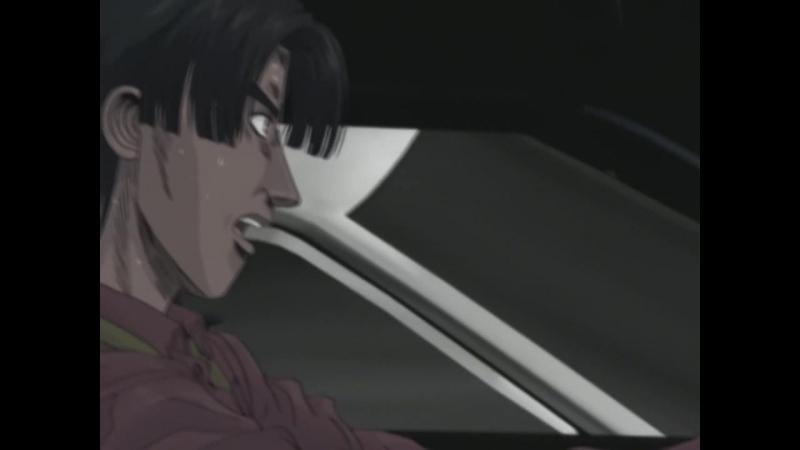 Initial D Second Stage 13 серия (рус. субтитры)