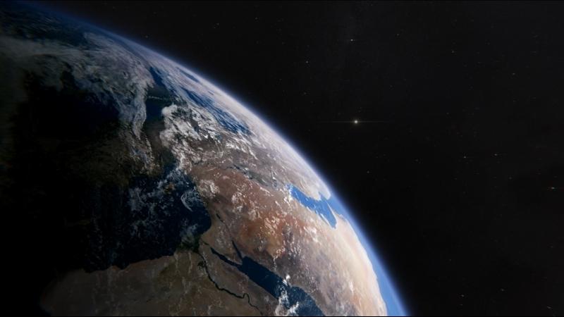BBC   Wonders of the Solar System ' The Thin Blue Line   Чудеса Солнечной системы ' Тонкая голубая линия