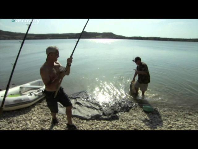 Рыбы людоеды Речные монстры Discovery Channel