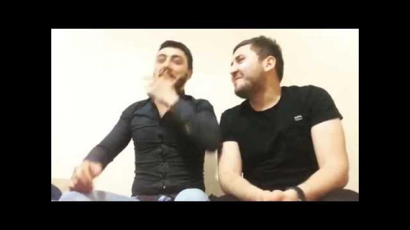 Mensur sherif ve Resul Abbasov Letife danışanda paz olub axrını deyen dostlar