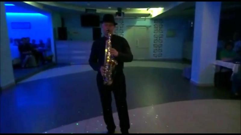 ADAGIO Albioni (саксофон Олег Буланов)