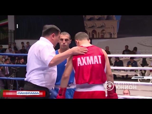 Боксёры ДНР заняли 3 е место на Международном Турнире по боксу в Чечне 29 08 2017 Панорама