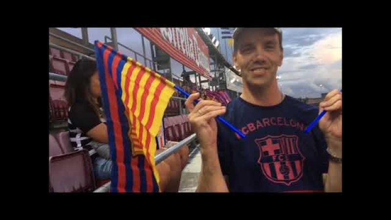 Наш отпуск, Мадрид и Барселона 05-14.09.2017