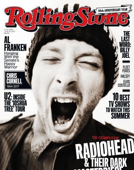 Rolling Stone USA June 15 2017