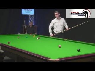 Neil Robertson v Mark Davis Championship League 2017 Group 3