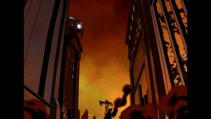 The Batman.Бэтмен (2004-2008) Четвёртый сезон 13 серия