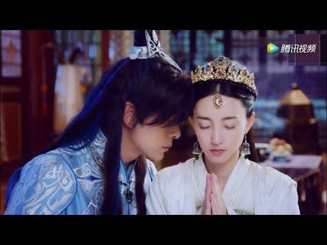 《天泪传奇之凤凰无双》感情版预告片,王丽坤古装虐恋 腾讯视频