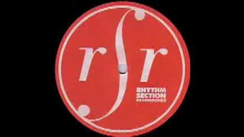 Rhythm Section - Is This Real