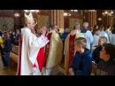 Візітацыя ў парафіі Езуса Міласэрнага ў Паставах