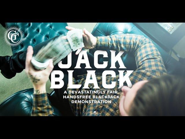 JackBlack by Geraint Clarke