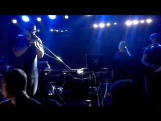 Therr Maitz - Make it last (live в MusicHall27)