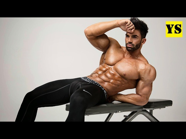 Sergi Constance Aesthetic God - Bodybuilding Motivation | Yurich SPORT