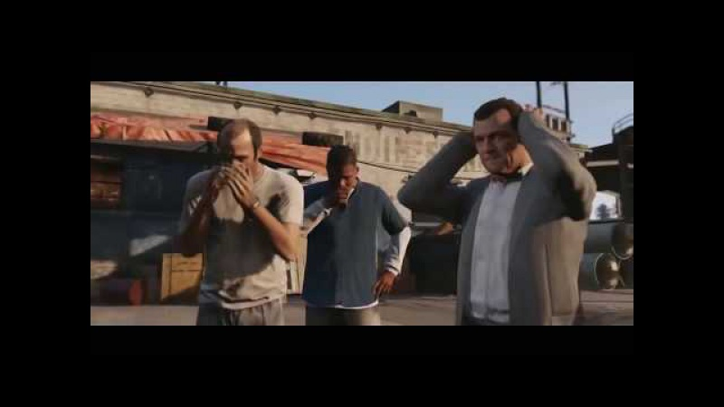 Grand Theft Auto V Can't be touched GMV