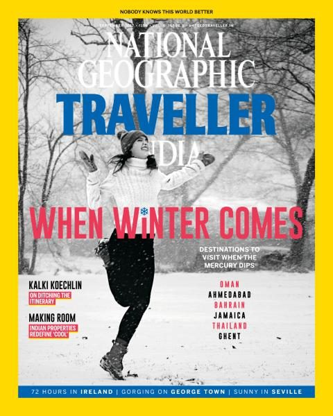 National Geographic Traveller India September 2017