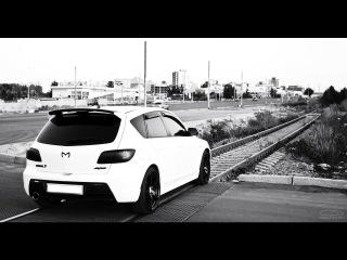 Мазда 3 МПС Mazda 3 MPS Клип.  Покатушки.