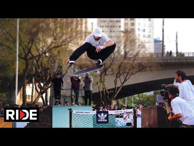 Adidas Skate Copa Court 2017 - São Paulo, Brazil