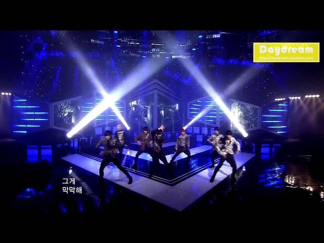 인피니트 BTD 교차편집 Stage Mix Original Ver.