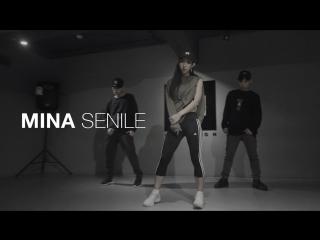 1million dance studio senile young money ft. tyga & nicki minaj & lil wayne / mina myoung choreography