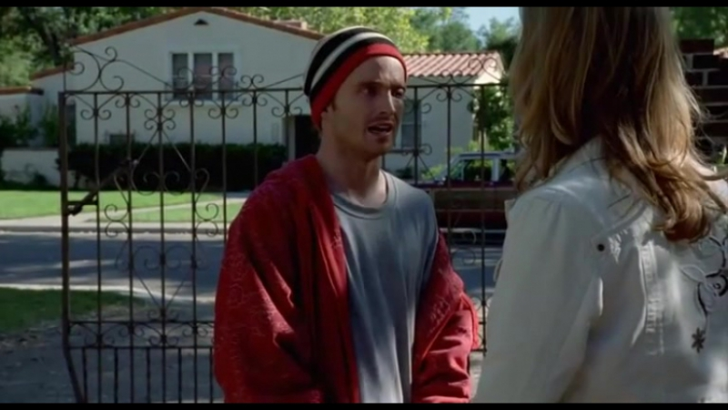 Во Все Тяжкие (Breaking Bad) Джесси Пинкман прячет труп