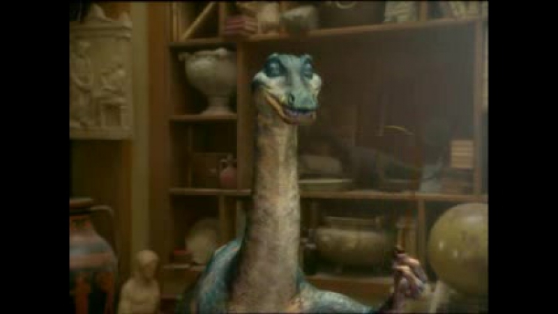 Динотопия Dinotopia (2002) Серия 2