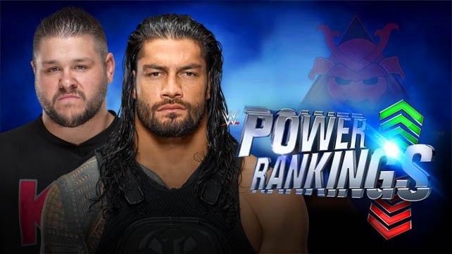 Power Rankings / сентябрь 2017: ТОП-10 лучших рестлеров месяца