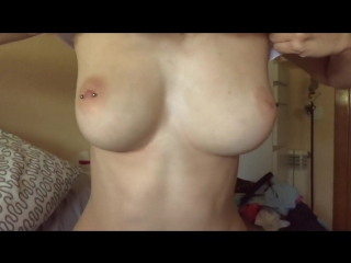 Amateur , pov, boobs, big tits, частное домашнее порно, любительское видео, показала грудь,