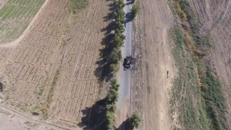 Battle of kirkuk destroyed iraq abrams tanks by peshmargah