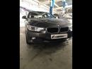 Установили парктроники на BMW 316i F30