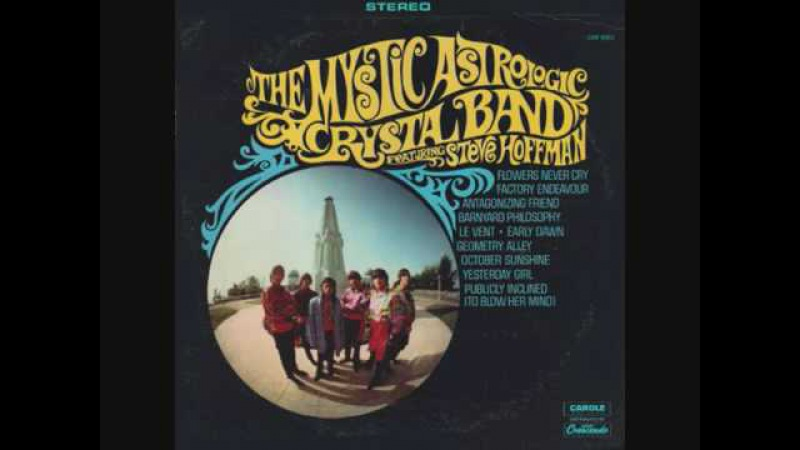 THE MYSTIC CRYSTAL ASTROLOGICAL BAND- Factory Endeavour