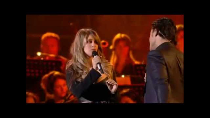 Linda Kiraly Ft. Vittorio Grigolo (Live in ITALY) - You Are My Miracle