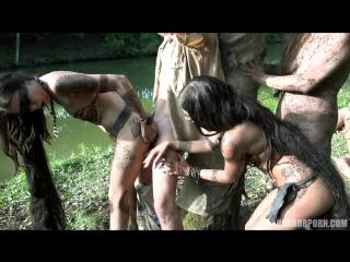 [Horror Porn] Eveline Dellai and Ornella Morgan and Yenna Black