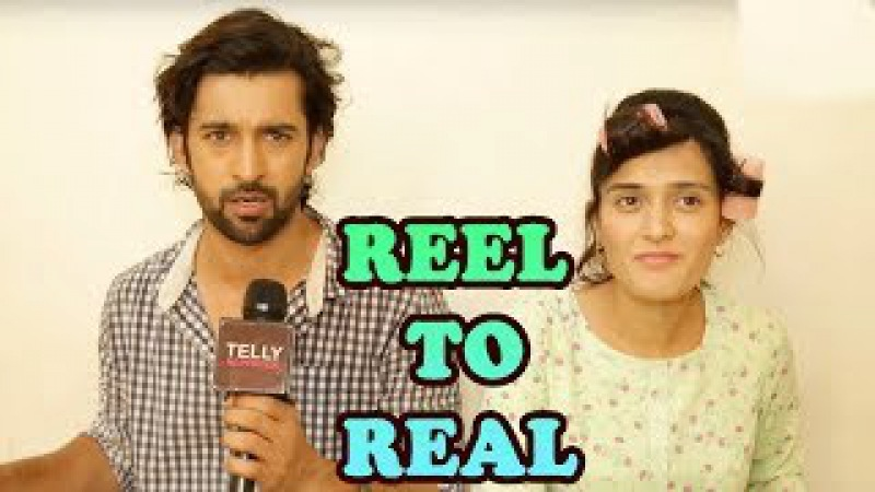 Reel To Real With Rajveer Singh Pankhuri Awasthy   Candid Interview