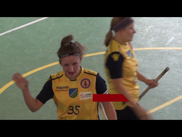 ELVI FL: FK Ķekava - Ķekavas Bulldogs 5:4 (25.02.2018)