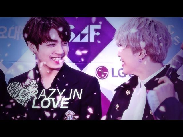 Crazy For Love ✿ Jikook