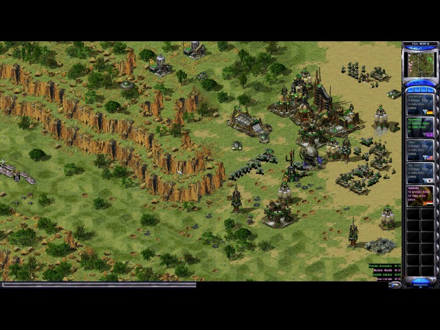 Marko(Pro Soviet) vs Mustache on Hidden Valley
