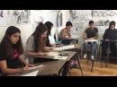 Simay Barlas ile Güzel Sanatlara Hazırlık Eğitimleri 39 Mimar Sinanlılar Resim Kursu