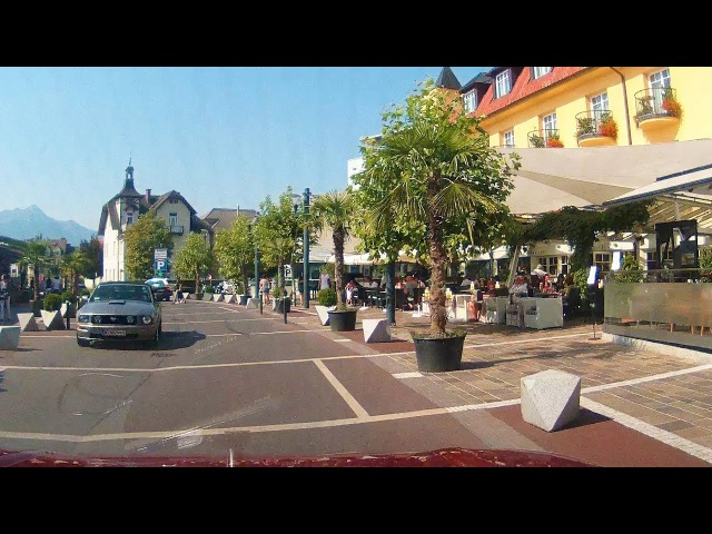 Passing Through Velden, Austria