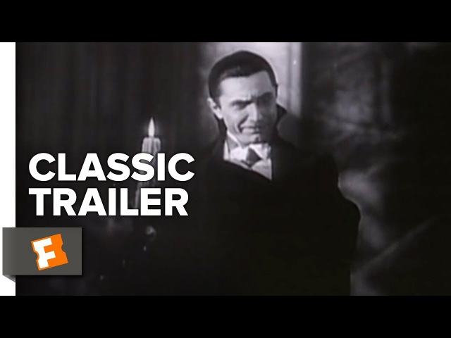 Cross-Culture: Halloween With Dracula (1931)