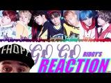 BTS - GO GO LYRICS REACTION (RAP MONSTER I STILL LOVE U)