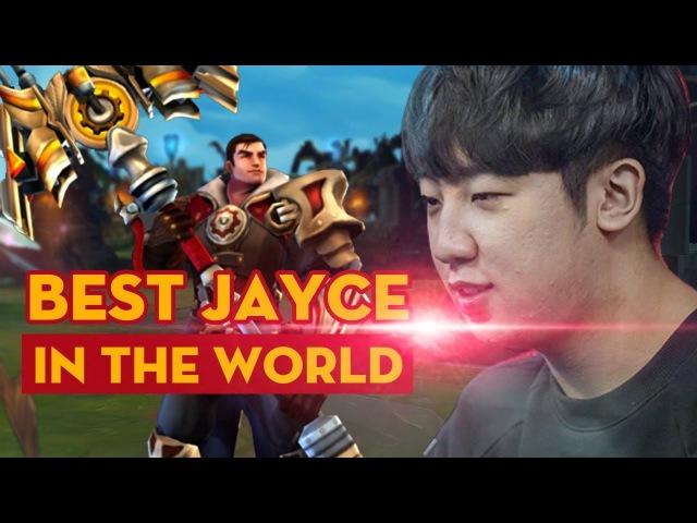 Longzhu Khan - Jayce Main - The God of Jayce - League Of Legends [LOLPlayVN]