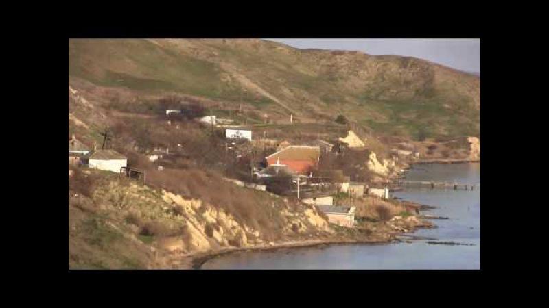 Керченский пролив.Выход Азов. зима 2018 года.Глейки..