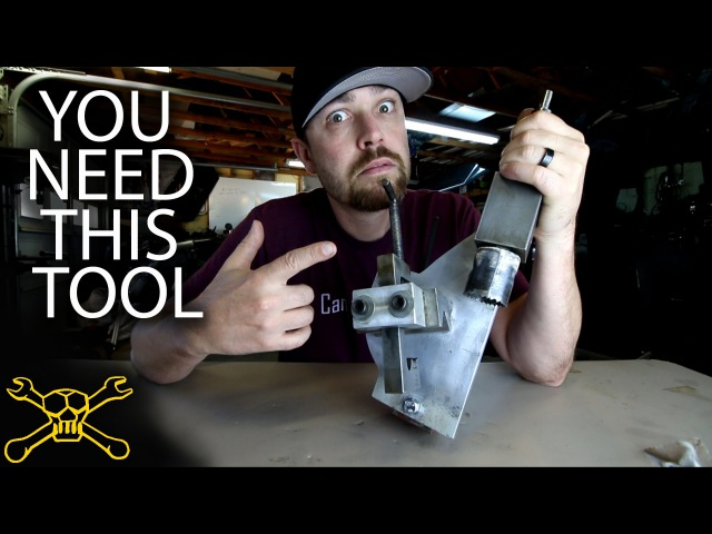 You Need This Tool - Episode 20 | Roll Bar Tube Notcher