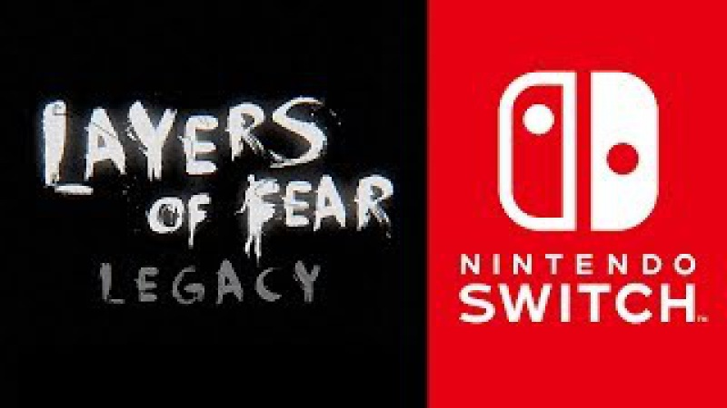 Layers of Fear Legacy | Switch Announcement Trailer