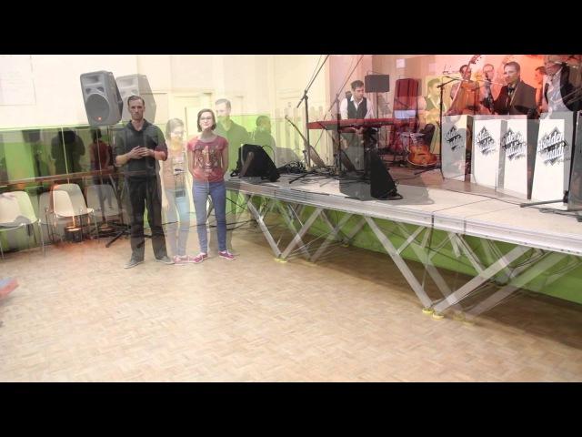 La JAM 2014 Dax Pamela Musicality Class Dance Demo - Saturday